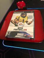 NCAA Football 09 Sony PlayStation 2 Brand New Sealed RARE L@@K