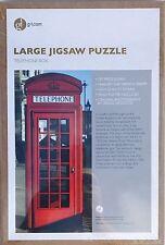 TELEPHONE BOX Large Jigsaw Puzzle 207pcs - photography by Gregg Sedgwick - New