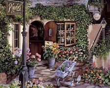 Gran Garden Cottage Hágalo usted mismo 5D Diamante Pintura bordado cross stitch vendedor del Reino Unido
