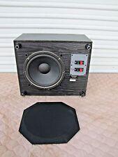 Optimus 500 Subwoofer Home Theater Bass Speaker No. 40-4055 100 Watt