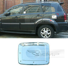 Chrome Fuel Cover Molding Garnish Trim A224 For SSANGYONG 2001 - 2012 Rexton