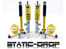FK AK Street Coilovers VW Golf MK5 1.9 1.4 TDI 50mm Stainless Steel