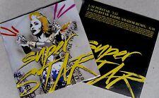 MADONNA * SUPERSTAR * BRAZIL ONLY 2 TRK PROMO CD * NEW & SEALED! * MDNA