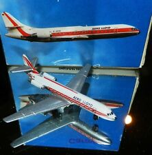 Schabak 1:600 Scale Diecast 944-61 Aero Lloyd Airlines Sud Caravelle New in Box