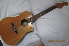 Fender Right-Handed Electro-Acoustic Guitars