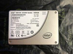 Intel SSD DC S3500 Series 600 GB SSD
