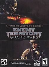 Enemy Territory: Quake Wars -- Limited Collector's Edition
