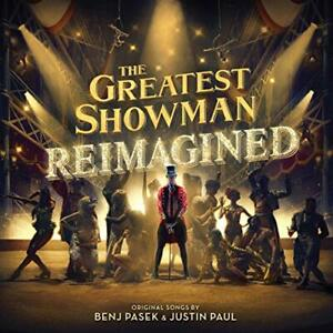 The Greatest Showman Reimagined (CD) New & Sealed, Fast Free P&P