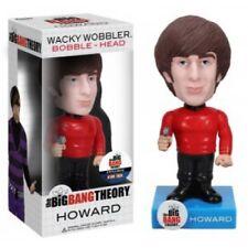 Howard The Big Bang Theory Star Trek Exclusive Bobble Head Wacky Wobbler