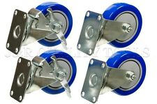 4 Heavy Duty Caster Set 4