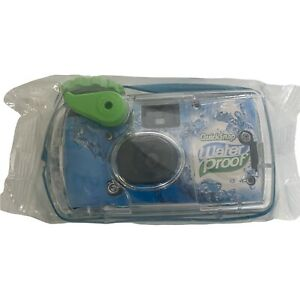 FujiFilm Disposable Quick Snap Waterproof Camera 27 Exposures Exp 03/2009