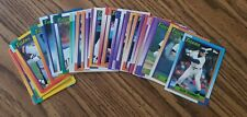 1990 Topps Detroit Tigers Team Set with Traded (33 cards)
