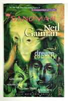 The Sandman Vol 3 Dream Country (2010) DC/Vertigo TPB Fully Recolored Edition