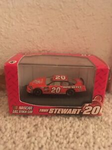 Tony Stewart 1:87 Scale 2007 Nextel Cup The Home Depot Car Never Opened