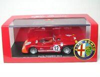 Alfa Romeo 33.3 No. 12 Nürburgring 1971