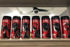 [FULL SET] Coca-Cola No Sugar X Avengers Endgame  - 7 Heroes