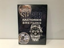DVD Pal NTSC - BREITLING Super Factories - About Watches Relojes Montres