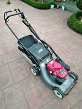 HONDA HRU216 self-propelled mower