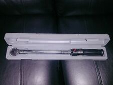 """HUSKY PRO 39103 Torque Wrench 3/8"""" Drive with Case"""