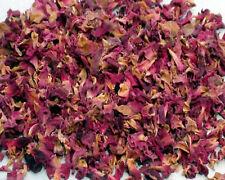 100g Sun Dried Rose Flower Petals Edible Natural Organic Soap Food Free Ship****