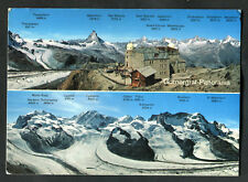 C1980s Views: Kulmhotel Gornergrat & Swiss Alps