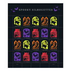 USPS New Spooky Silhouettes Pane of 20 <br/> Buy with confidence: Official Postal Store on eBay