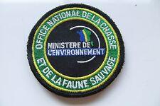 Ministere De L'envrironnement,ET DE LA FAUNE SAUVAGE,ALASKA OR CANADA patch
