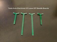 1992 1993 Lexus SC300 SC400 Tanin Auto DIY Kit Speedometer Cluster LED Needles