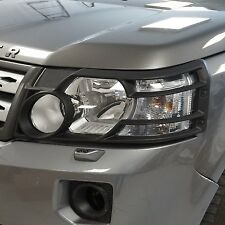 Genuine Front Light Guards Black Land Rover Freelander 2 covers VPLFP0076 LR2