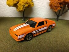 "2012 HOT WHEELS PERFORMANCE '12 #149 '86 MONTE CARLO ""SS"", Holley Equipped"