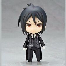 Anime Black Butler PVC Action Figure Toy Nendoroid 68 Sebastian Michaelis No Box