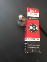 RCA 2AF4A VINTAGE ELECTRONIC VACUUM RADIO TUBE ORIGINAL NEW