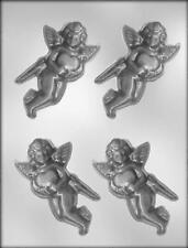 Cupid Cherub Valentine Chocolate Candy Mold from CK #1650 - NEW