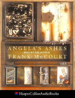 Angela's Ashes -  by Frank McCourt (Audio cassette, 1997)  -  FREE POSTAGE**