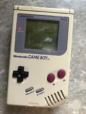 NINTENDO GAME BOY CONSOLE WITH 3 GAMES