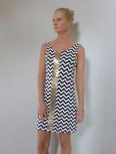 Summer Shift Geometric Dresses for Women