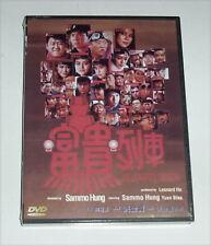 "Sammo Hung ""The Millionaires' Express"" HK 1986 RARE Universe Laser OOP DVD"