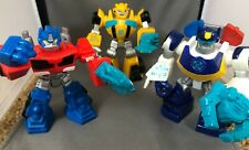 Hasbro PlaySkool Transformers Rescue Bots Action Figures