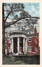 B13/ High Point North Carolina NC Postcard c1920 Elks Home Building