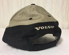 VOLVO Trucker Hat Mohr's SnapBack Black Tan