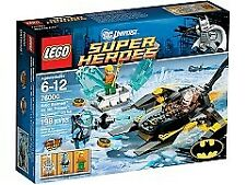 Lego Arctic Batman vs. Mr. Freeze: Aquaman on Ice  76000 (BNIB)