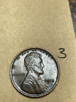 1914 LINCOLN WHEAT CENT, HIGH QUALITY CONDITION (AU), #3