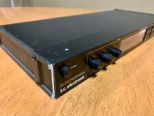TC Electronic M-ONE Dual Effects Processor