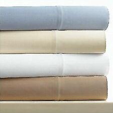 Drap-housse de lit blanc drap