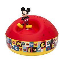 Trousselier - Lumière douce Projecteur avec Musique Motif Mickey Mouse