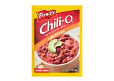 3 Packets French's Chili-O Seasoning Mix Original