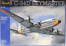 Revell Germany 4877 C-54 Skymaster Transport Aircraft model kit 1/72