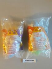 NEW Mcdonald Happy Meal Toys - Buzz Lightyear Star Command (2001) Lot Of 2 Toys