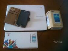 Samsung Chromebook + Smartphone Samsung galaxy core plus + Smartphone  HTC Magic