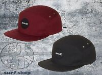New Hurley Drifter Mens Panel Strapback Cap Hat
